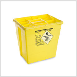 Sharps Container 30 Single Lid