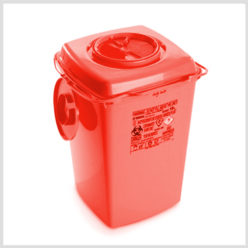 Disposable Sharp Container-10ltr