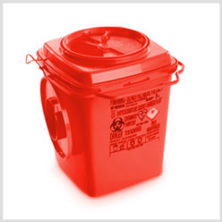 Disposable Sharp Container-3-Ltr