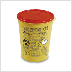 Plastic Sharps Container-1.5ltr