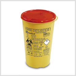 Plastic Sharps Container-2ltr