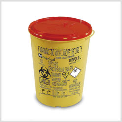Plastic Sharps Container-3ltr