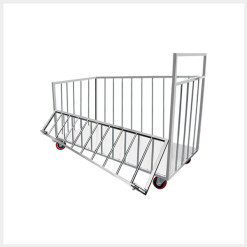 Utility Trolley (Stainless Steel)