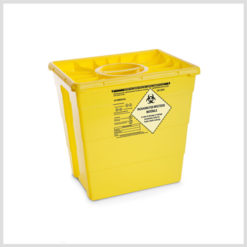 Disposable Waste Containers SC 30 Double Lid