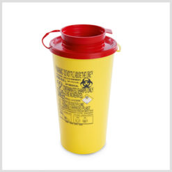 Sharps Disposal Containers – PBS 0.8Ltr