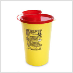 Sharps Disposal Containers – PBS 2 Ltr.