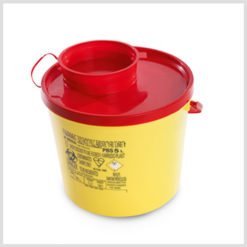 Sharps Disposal Containers – PBS 5 Ltr.