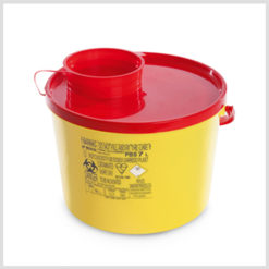 Sharps Disposal Containers – PBS 7 Ltr.
