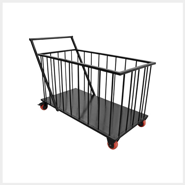 Utility Trolley (Mild Steel)