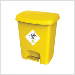 Waste Bins With Foot Paddle