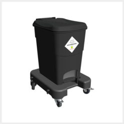 Waste Segregation Trolleys 30ltr