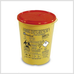 Sharps Disposal Containers – Dispo Line 3 Ltr.