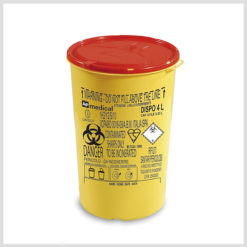 Sharps Disposal Containers – Dispo 4Ltr