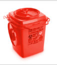 Sharps Disposal Containers – Nursy 3 Ltr.