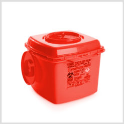Sharps Disposal Containers – Nursy 5 Ltr.